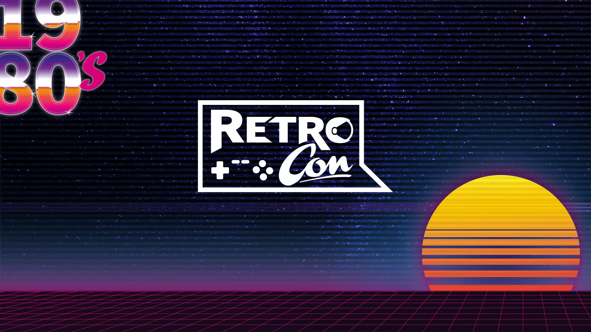 Retrocon logo
