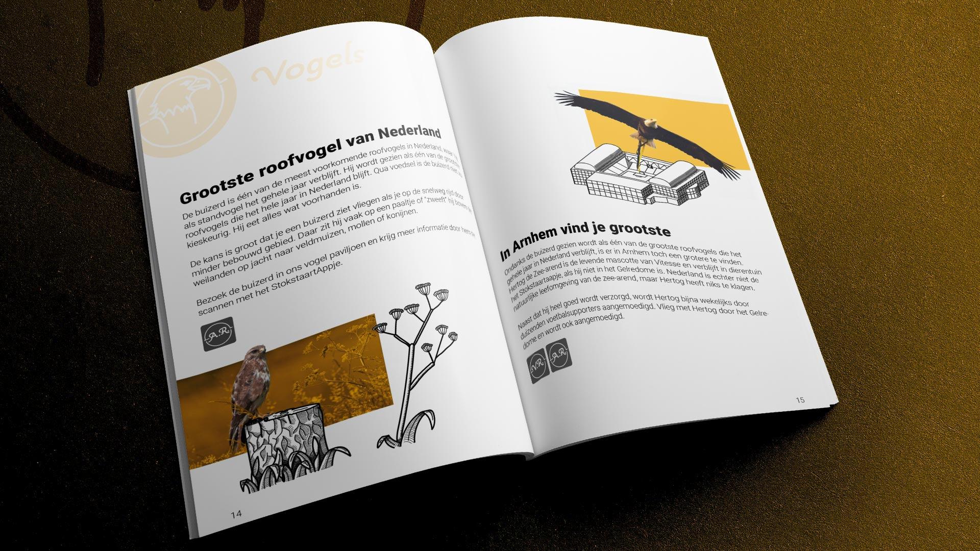 Brochure dierentuin