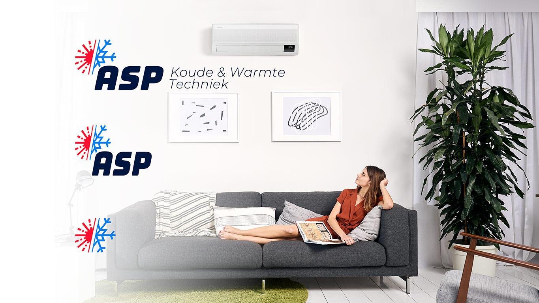 Rebrand ASP logo responsive