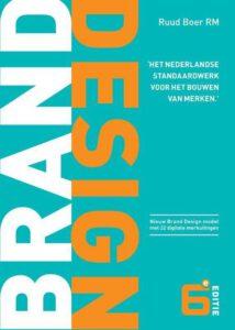 Boek - Brand Design - Ruud Boer