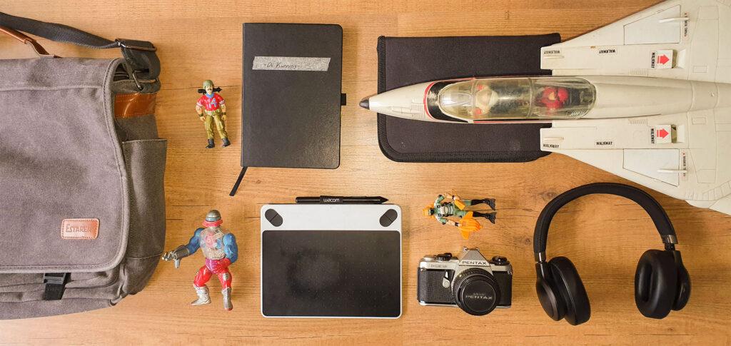Middelen voor een designer vanuit een blog over personal branding